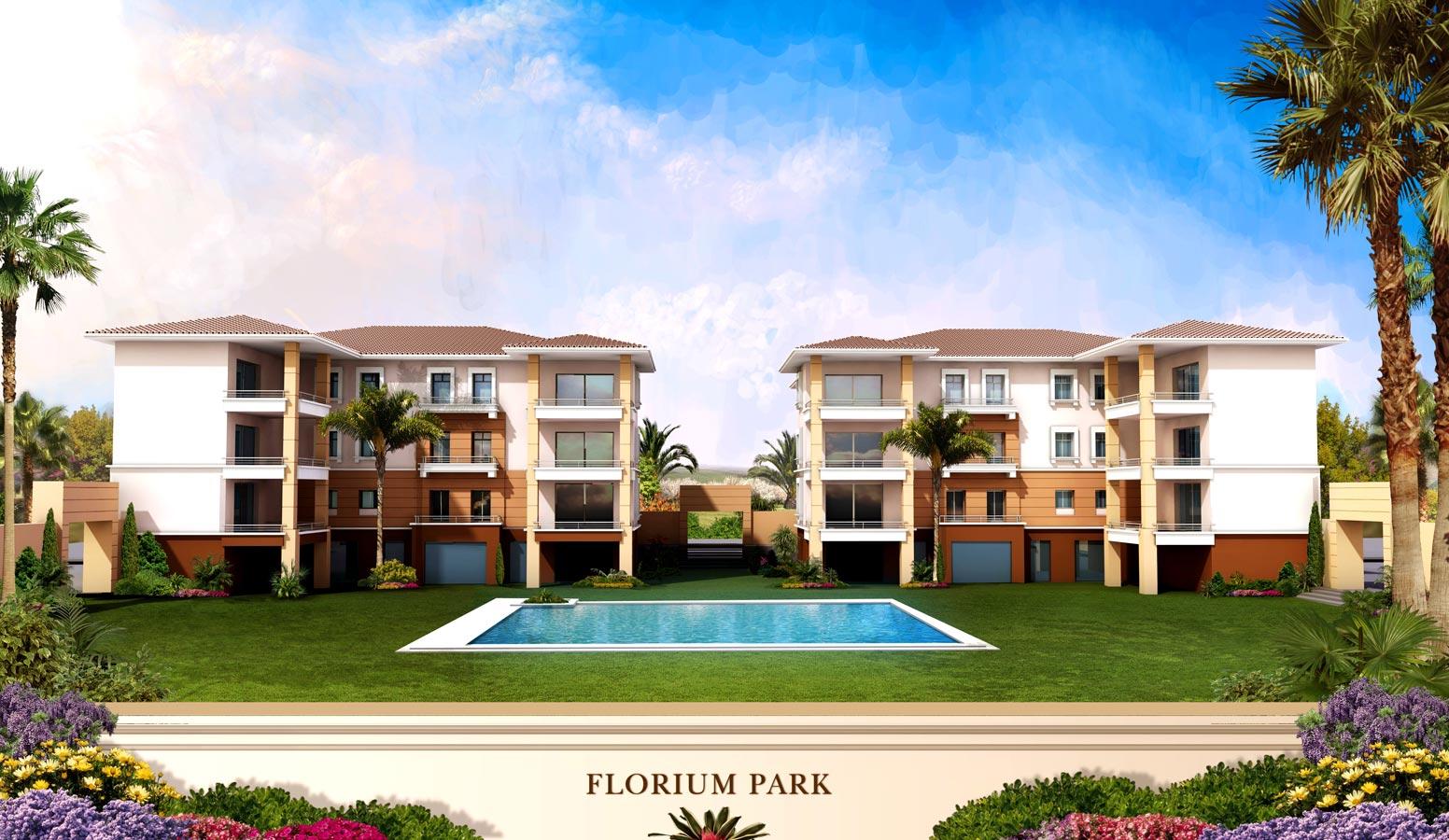 Florium Park I & II havuz