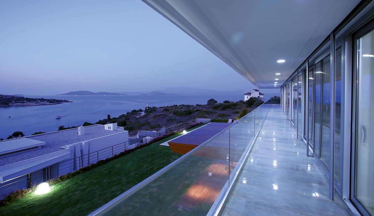 Mi'Marin Dalyan Marina Villaları Manzarası