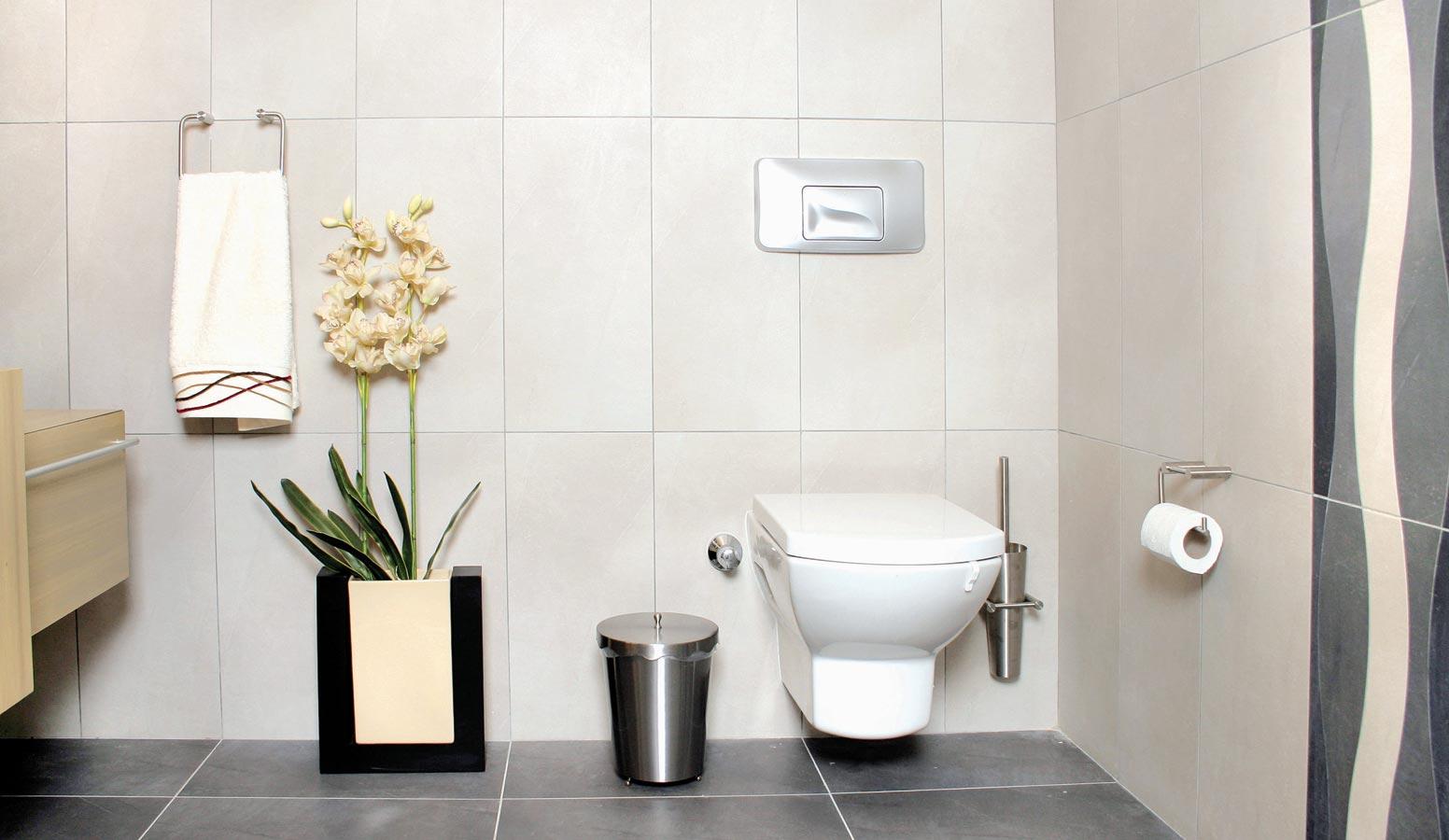 Tarancı Sitesi I & II Tuvalet