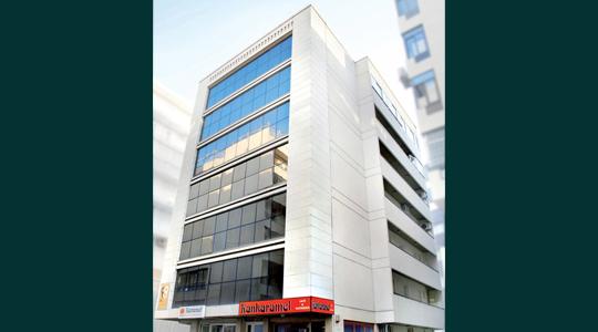 Türkmenoğlu İş Merkezi